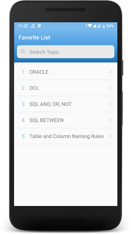 Learn SQL – (Android Apps) — AppAgg
