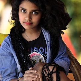 Mood swing by Rajib Chatterjee - Babies & Children Child Portraits