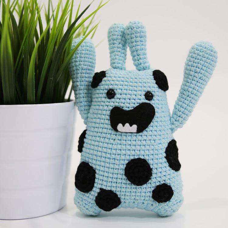 Dodo Handmade Crochetties by GURL STUDIO