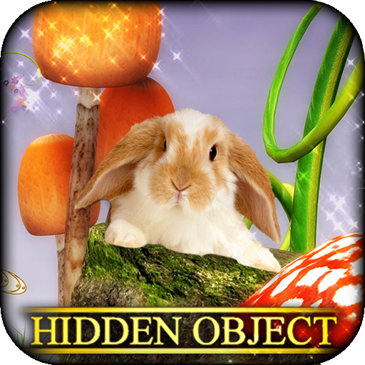 Hidden Object - Bunny Trail