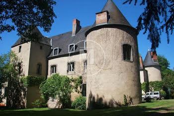 château à Puy-Guillaume (63)