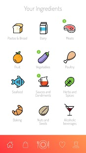 Bazil Recipes by Ingredients- screenshot thumbnail
