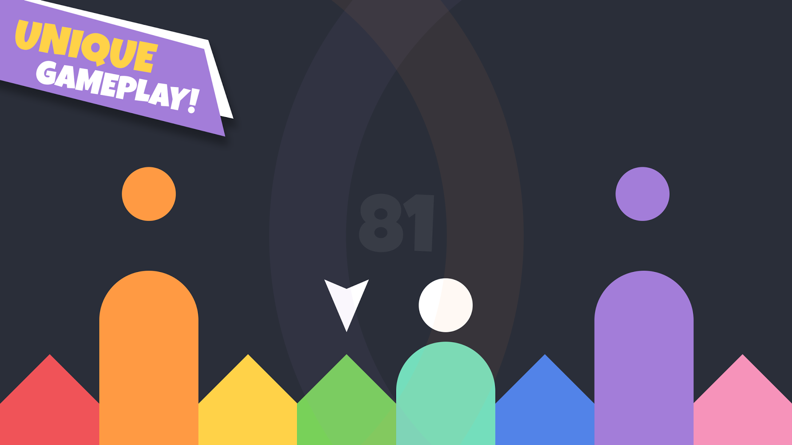 Rainbow Infinity - Piano Fun!- screenshot