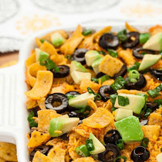 30-Minute Healthy Taco Casserole