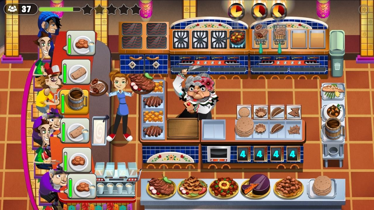 COOKING DASH- screenshot