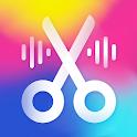 Music cutter ringtone maker - MP3 cutter editor icon