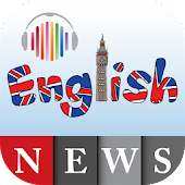 Tải Game Learning English with News, Podcasts