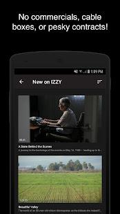 Download IZZY - Stream Israel For PC Windows and Mac apk screenshot 4