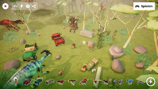 Struckd - 3D Game Creator - náhled