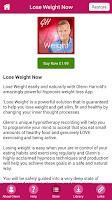 Screenshot of Ultimate Weight Loss Hypnosis