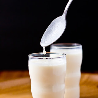 How to Make Soy Milk Kefir