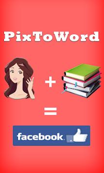 Pixtoword: Word Guessing Games apk screenshot