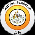Family Law Australian law icon