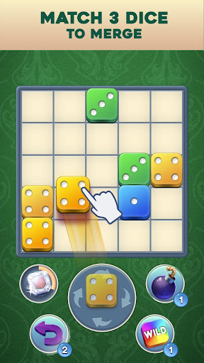 Dice Merge! Puzzle Master 1.0.3.840 screenshots 1