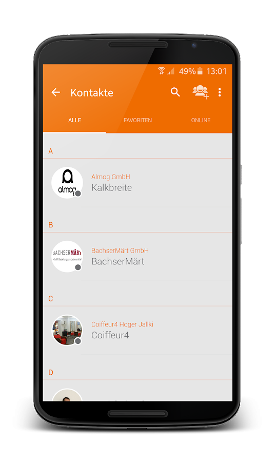 MUUME Mobile Payment- screenshot