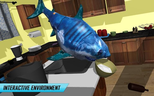 RC Flying Shark Simulator Game- screenshot thumbnail
