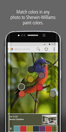 ColorSnap® Visualizer Screenshot