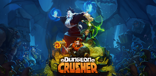 The infinite adventure of Dungeon Crusher is waiting for you!