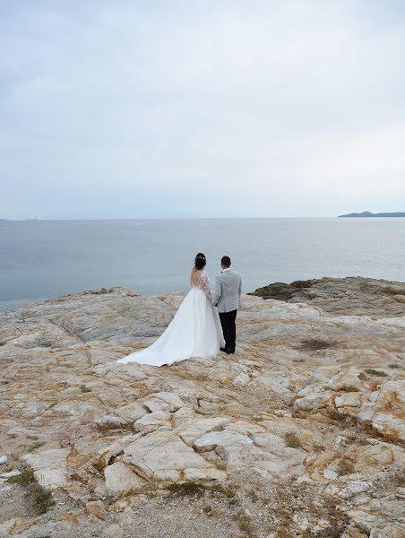 Fotograful de nuntă Georgios Chatzidakis (chatzidakis). Fotografia din 01.06.2021