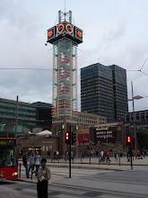 Photo: Oslo, Bahnhofsvorplatz
