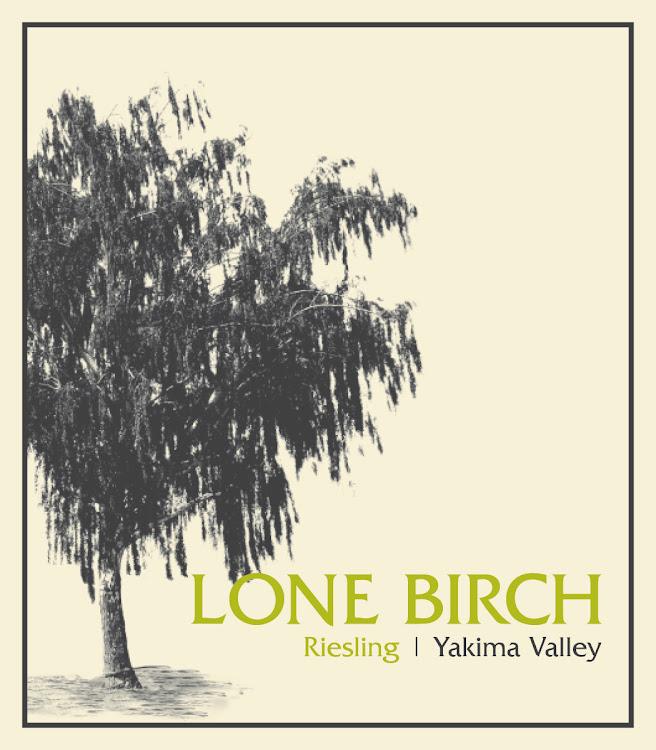 Logo for Lone Birch - Riesling