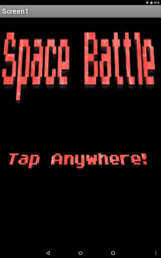 Outer Space Battle