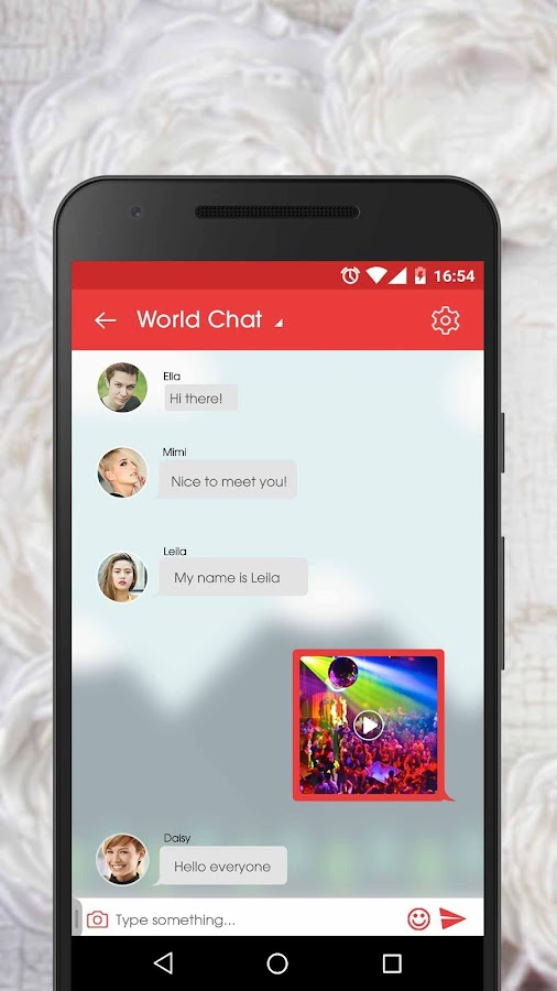 Fem - Lesbian Dating Chat App- screenshot