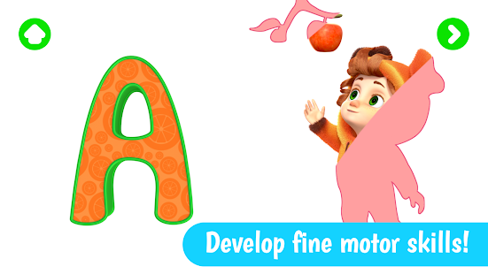 ABC – Phonics and Tracing from Dave and Ava - náhled