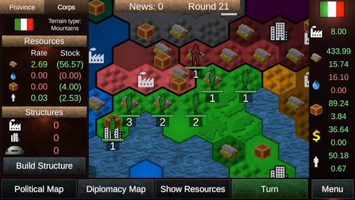 Nations in Combat Lite  trampa 1
