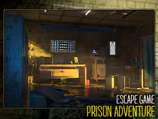 Escape game:prison adventure 11 screenshots 6