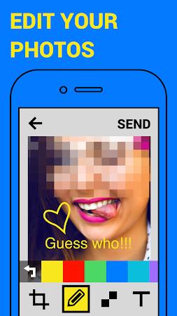 BLINDSPOT - chat anonymously 1.4.4 screenshot 555399