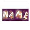 Photo Designer - Write your name with shapes APK Icon