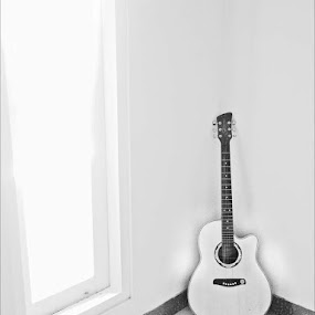 still my guitar gently weeps by Krus Haryanto - Instagram & Mobile Other