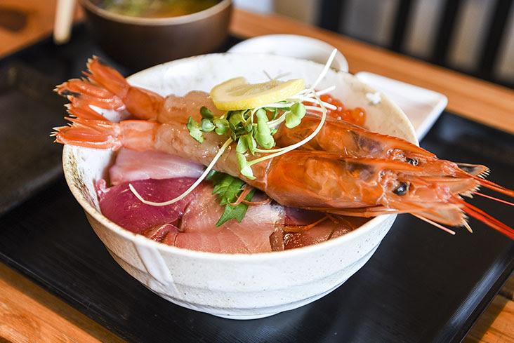 魚屋食堂 漁師丼