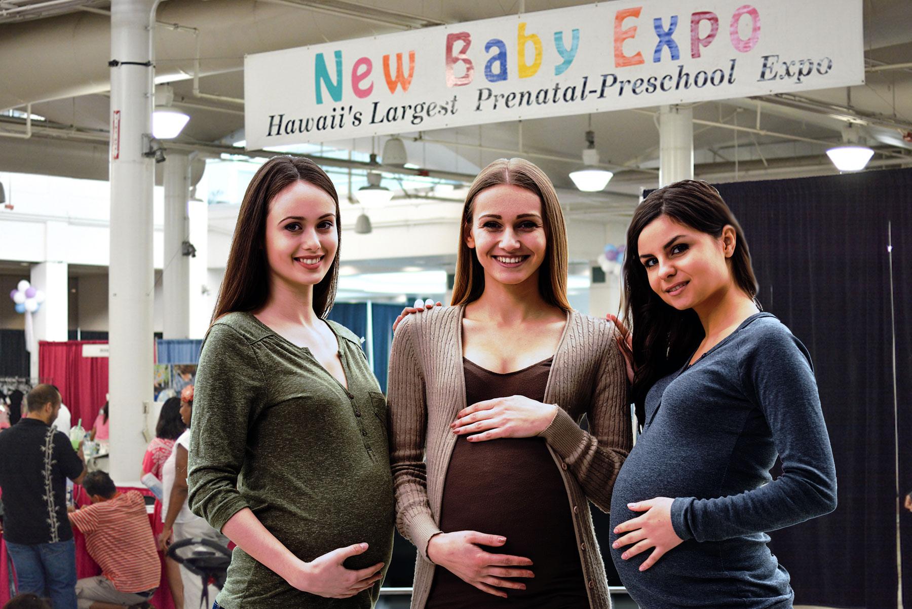 New Baby Expo - Happy Hapai Moms