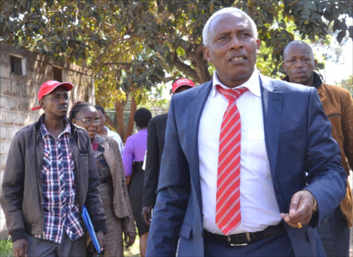 My message to Kega was not a threat, says Nyeri JAP chairman