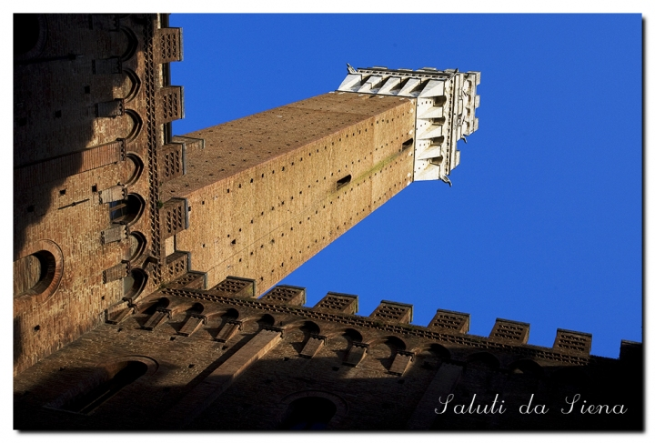 Siena,Torre del Mangia di ciappy