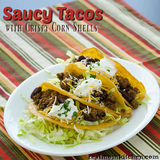 Saucy Tacos.