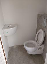 Photo: wc in de hal