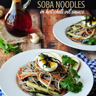 Hot Chili Oil Noodles Recipes.
