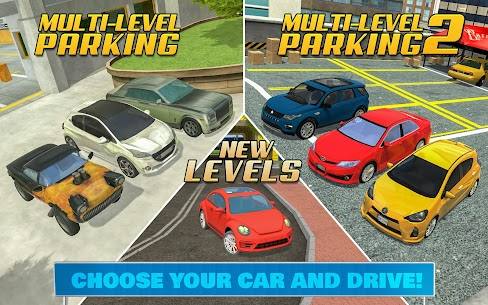 Multi Level Car Parking Games App Download For Android and iPhone 10