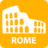 Rome Travel Guide in English with offline map