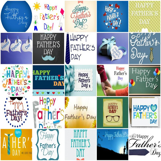 Father's Day Wish Cards Quotes