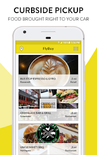 FlyBuy - Curbside Pickup- screenshot thumbnail