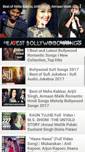 Bollywood Video Songs HD - náhled
