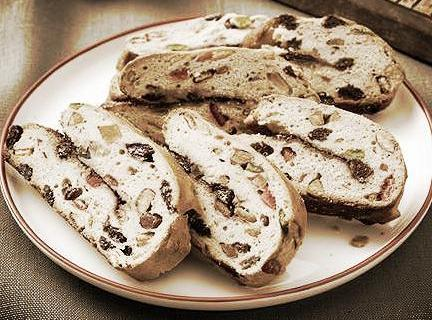 Authentic German Holiday Stollen Recipe