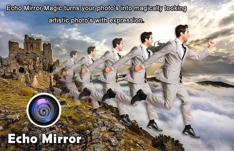 App 3D Echo Mirror Magic APK for Windows Phone