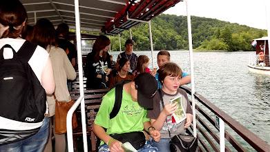 """Photo: Uczniowie """"klasy sportowej"""" Gimnazjum Nr 1 w Płońsku podczas pobytu w Chorwacji [31.05- 06.06.2012]"""