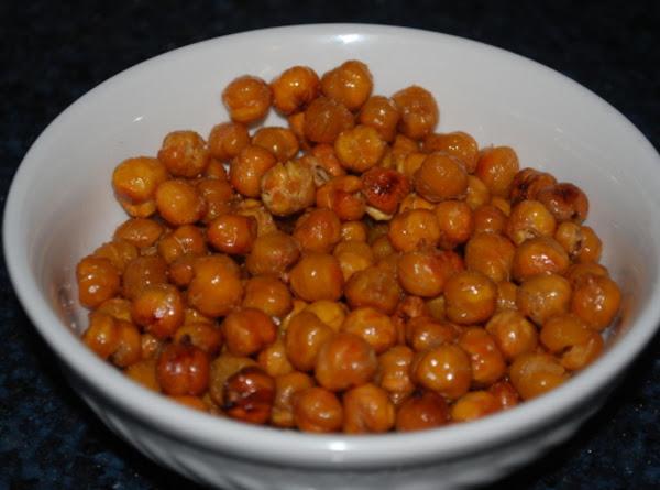 Roasted Chickpeas Recipe