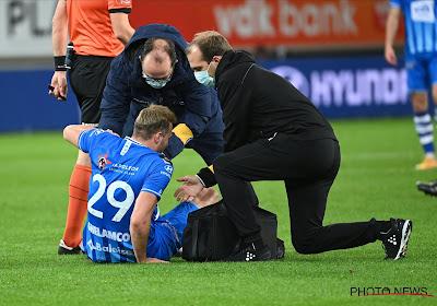 Toch een beetje goed nieuws voor AA Gent: Laurent Depoitre is helemaal terug